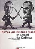 Image de Thomas und Heinrich Mann im Spiegel der Karikatur