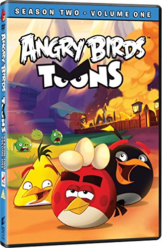 Angry Birds: Stagione 2 Volume 1 (DVD)