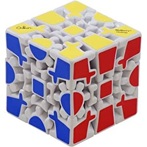 Meffert's Gear Cube Extreme - White (difficulty 10 of 10)