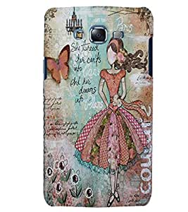 Citydreamz Back Cover For Samsung Galaxy Grand Prime G530H/G531H 