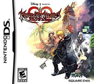 Kingdom Hearts 358/2 Days (Bilingual game-play) - Nintendo DS Standard Edition