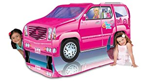 Playhut Barbie SUV Play Vehicle