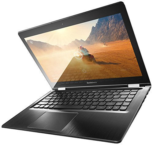 Lenovo Flex 3 14 (80JY000CUS) 14-Inch Laptop (Black)