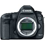 EOS 5D Mark III Black SLR Digital Camera Body Only (22.3 MP, CompactFlash/SD/SDHC/SDXC Card Slot)