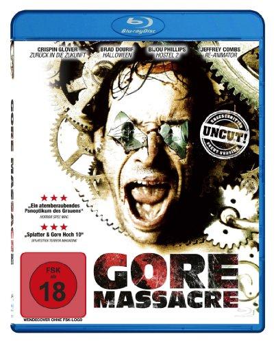 Gore Massacre - Uncut [Blu-ray]