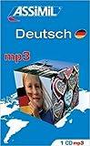 echange, troc Assimil - L'Allemand ; Enregistrement MP3