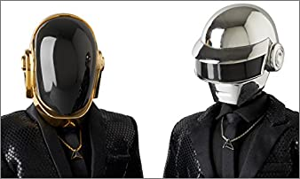 RAH (リアルアクションヒーローズ) DAFT PUNK (Random Access Memories Ver.) GUY-MANUEL de HOMEM-CHRISTO