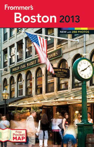 Frommer's Boston (Frommer's Color Complete)