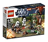 LEGO レゴ スター・ウォーズ エンドアの反乱軍兵士(TM) VS 帝国軍トルーパー(TM) バトルパック 9489