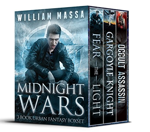 Midnight Wars: 3 Book Urban Fantasy Boxset
