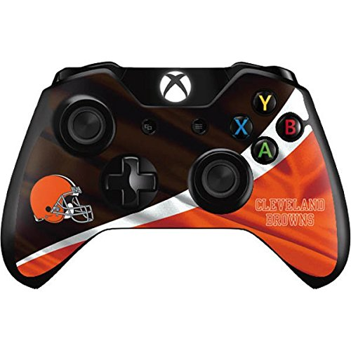 NFL-Cleveland-Browns-Xbox-One-Controller-Skin-Cleveland-Browns-Vinyl-Decal-Skin-For-Your-Xbox-One-Controller