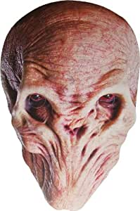 Doctor Who - The Silence - Card Face Mask: Amazon.co.uk ...
