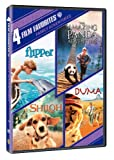 4 Film Favorites: Family Adventures (The Amazing Panda Adventure, Duma, Flipper, Shiloh)