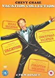 National Lampoon Collection (Vacation/European Vacation/Christmas Vacation/Vegas Vacation) [Import anglais]