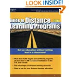 Distance Learning Programs 2004 (Peterson's Guide to Distance Learning Programs)