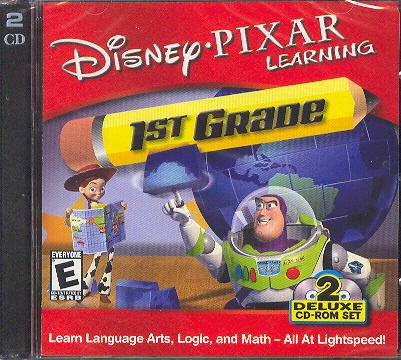 1st Grade (Disney Pixar Learning)