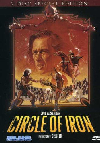 DVD : Circle of Iron (Special Edition, Widescreen, Dolby, Digital Theater System, )