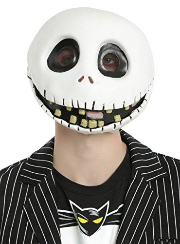 [The Nightmare Before Christmas Jack Skellington Mask] (Jack Skellington Mask)