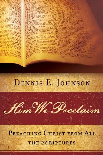 him we proclaim book review