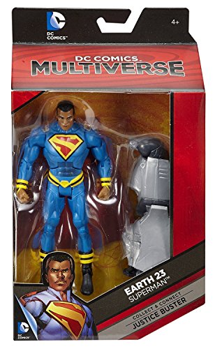 Dc Comics Multiverse Superman Earth 23 Action Figure DKN40