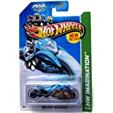 Hot Wheels 2013 Max Steel Motorcycle HW Imagination