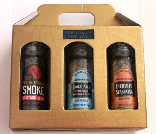 Trader Joe's Gift Box Gourmet Seasonings 3-pack