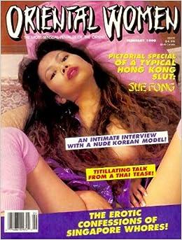 Asian woman magazine the