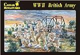 Caesar Miniatures 1/72 British Army WWII # 055