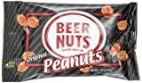 BEER NUTS Original Peanuts, 1.25-Ounce Packages (Pack of 24)