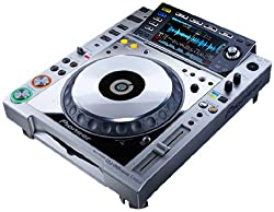 Pioneer CDJ-2000-NXS Digital DJ Turntable by Pioneer Pro DJ