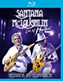 SANTANA AND MCLAUGHL - LIVE AT MONTREUX 2011 I [Blu-ray]