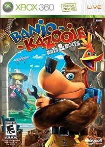 Banjo-Kazooie: Nuts & Bolts - Bilingual (Fr/Eng game-play) - Xbox 360