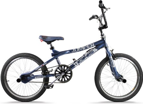 bmx fahrrad 20 zoll jumper freestyle 360 rotor sytem. Black Bedroom Furniture Sets. Home Design Ideas