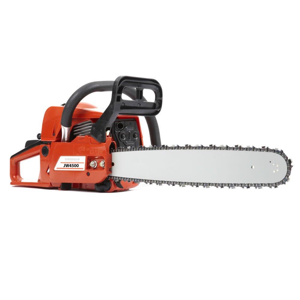 Trueshopping Raptor 45 Petrol Chainsaw Review Lawn