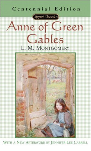 Cover of Anne of Green Gables (Signet Classics)