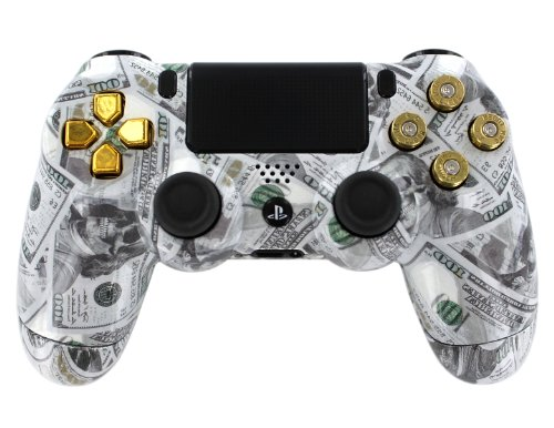 dead-presidents-w-real-gold-9mm-bullet-buttons-ps4-custom-un-modded-contro