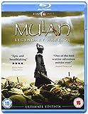 Mulan: Legendary Warrior [Blu-ray] [2009]