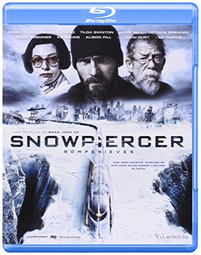 Snowpiercer (Blu-Ray) (Import) (European Format - Region B) (2014) Chris Evans; Ed Harris; Bong Joon-Ho