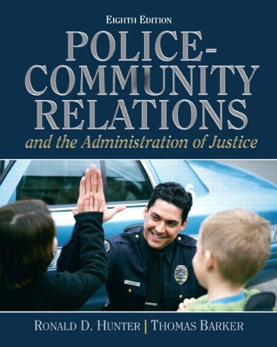Police Community Relations and The Administration of...