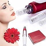 LuckyFine Electric Micronadel Micro Massageroller Gesicht Hautpflege Elektrische Micronadeln 0.25~2mm