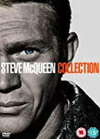 Steve McQueen Collection : The Great Escape / The Magnificent Seven / The Thomas Crown Affair / The Sand Pebbles (4 Disc Box Set) [DVD]
