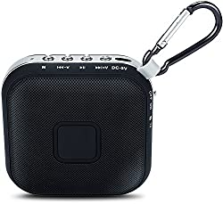 Iball Musi Square BT6 Bluetooth Speaker - Black