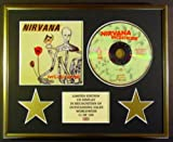 NIRVANA/CD DISPLAY/LIMITED EDITION/COA/INCESTICIDE