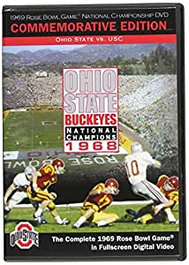 Ohio State: 1969 Rose Bowl National Championship TM002