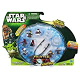Star Wars Fighter Pods Rampage Battle Game Series 4 Geonosis Arena Battle Pack by Star Wars