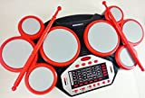 Play On Electronic Drum Pads and Sticks