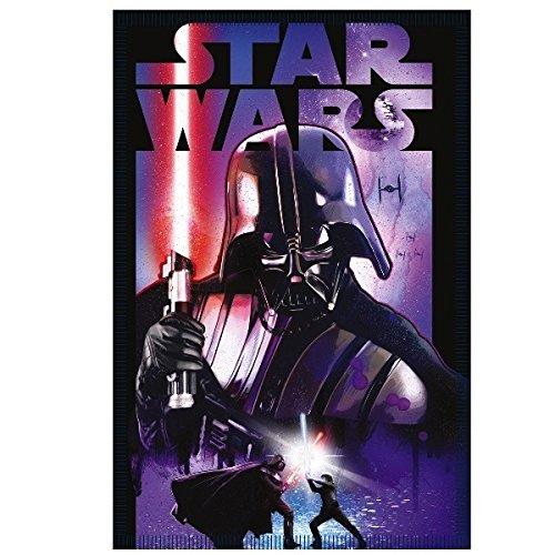 Coperta Di Pile Star Wars