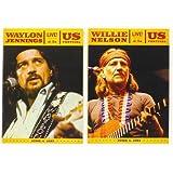 Waylon Jennings & Willie Nelson: Live at the US Festival (2-Pack)