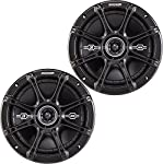"Kicker 41DSC674 6.75"" 2-Way Speaker Pair"