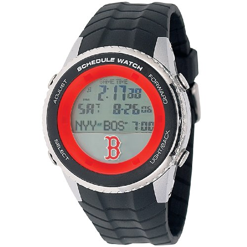 MLB Men's MLB-SW-BOS Schedule Series Boston Red Sox Watch